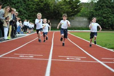 Infants Sports Day