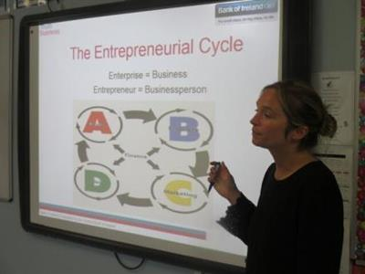 Biz World comes to Fifth Form