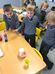 Science Week: Experiments