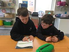 Buddy Geography with Second Form