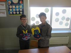 Our Animal Masks