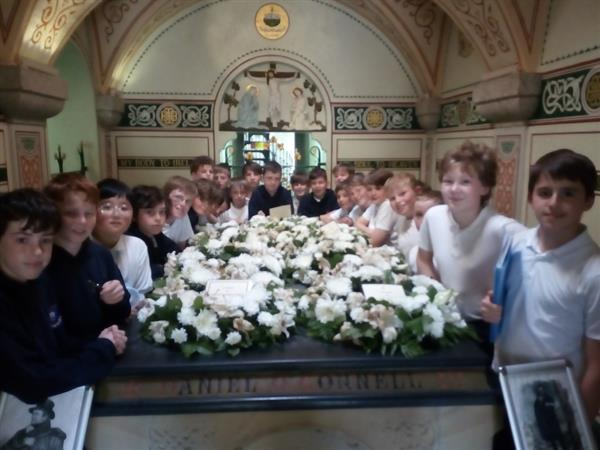 School Tour to Glasnevin Cemetery, The National Botanic Gardens and NAC