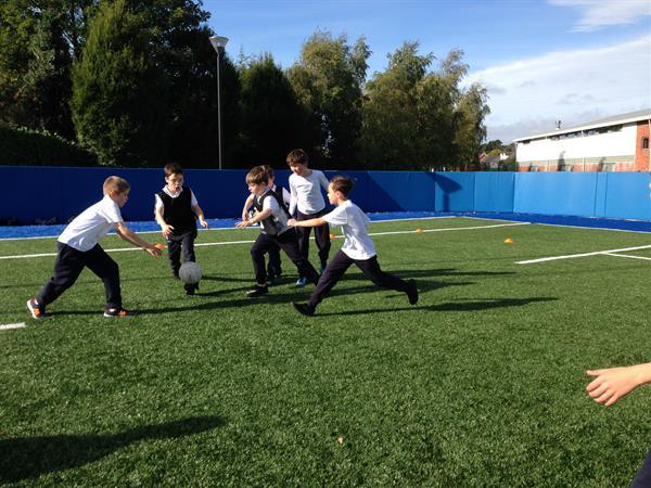 PE-Gaelic Football