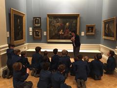 A visit to the National Gallery