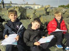 SESE Trip to Sandymount Strand