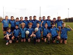 Junior Gaelic Football Team