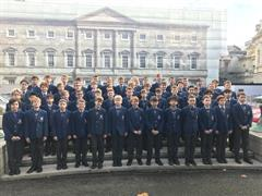 Class trip to Leinster House