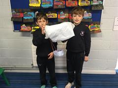 Making Parachutes
