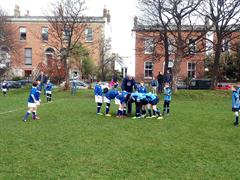 Saturday Morning Rugby v St. Mary