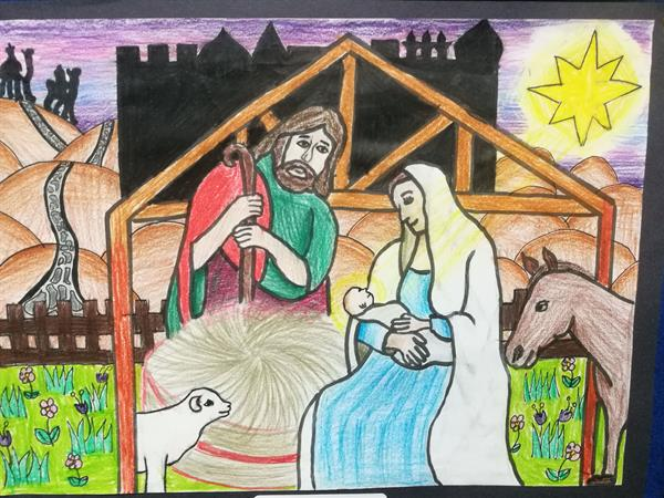 Fantastic Christmas Art