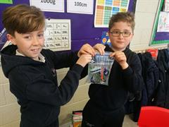 Science- Learning about Polymers