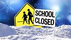 School Closed Due to Adverse Weather