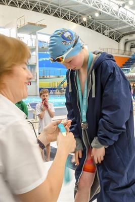 All Ireland Schools Swimming Championships