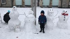 Snowman Gala