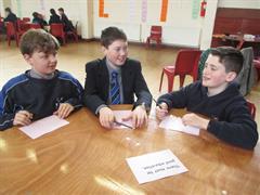 Development Education in Spiritan Schools