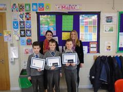 Christmas Art Competition Winners