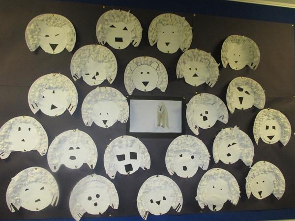 We're Great Big Polar Bears