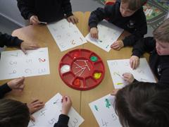 Tracing numbers