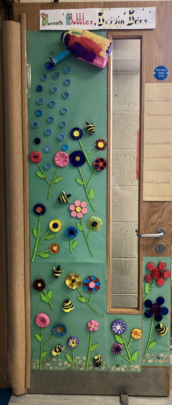 Bloomin' Doors!