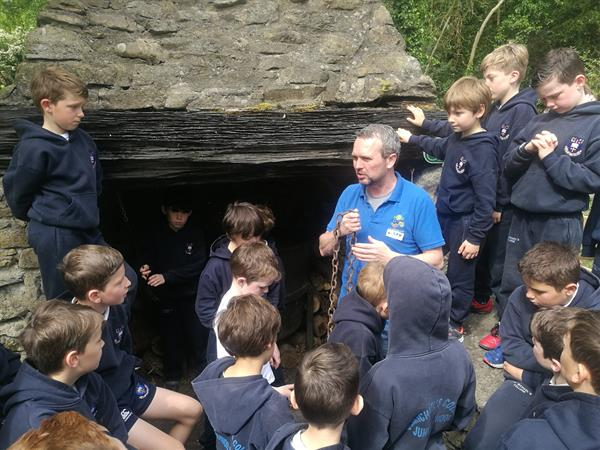 School Tour to Lullymore