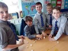 Welcome Back Marshmallow Challenge
