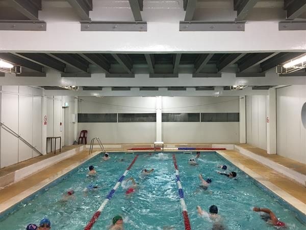Swimming Season