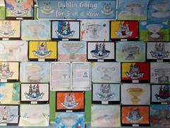 All-Ireland Football Final Art work