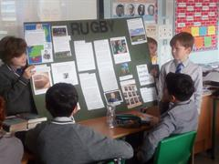 2nd Form Project Presentations