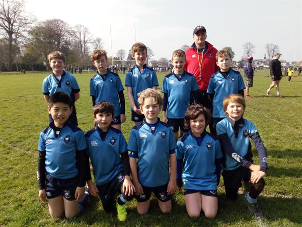 Willow Park Rugby Festival