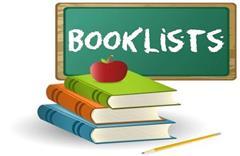 Booklists 2020-2021