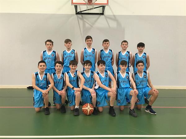 AIJS Basketball Win