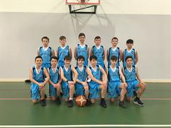 AIJS Basketball Win