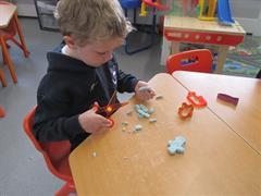 Our First Week in Preschool