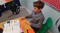 Maths Week - Tangrams