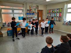 Readers Theatre in Stage Club