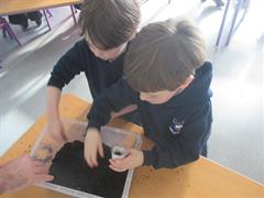 Science Week - Planting Seeds