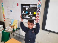Science Week in Second Form