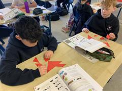 Tangrams in Maths