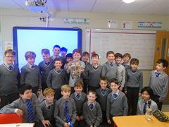 A Visit from Liam McCarthy