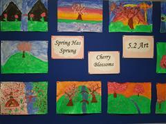 Art - Cherry Blossoms