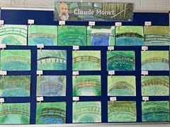 Claude Monet French Art