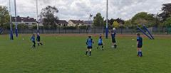 Playing Gaelic After School