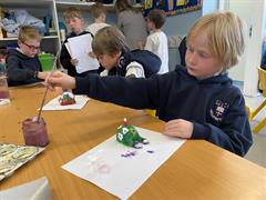 Painting Our Monsters