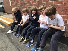Active Schools Week - Day 2