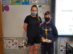 Eamonn Coghlan Sports Award