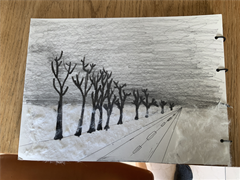 One Point Perspective Online Art Lessons