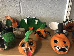 Clay Monsters