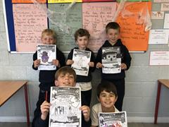 Haunted House Art Competition
