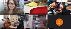 Online Learning -  STEM Club