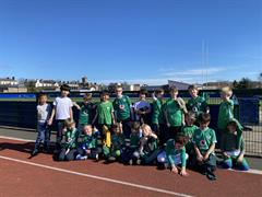 Active Schools Run Around Ireland Challenge